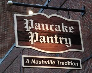 Pancake Pantry, Nashville